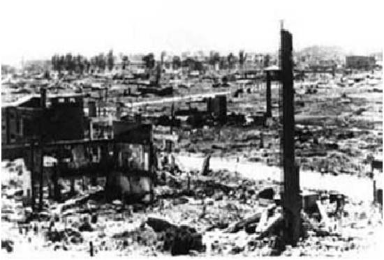 Image result for bombing of pyongyang korean war