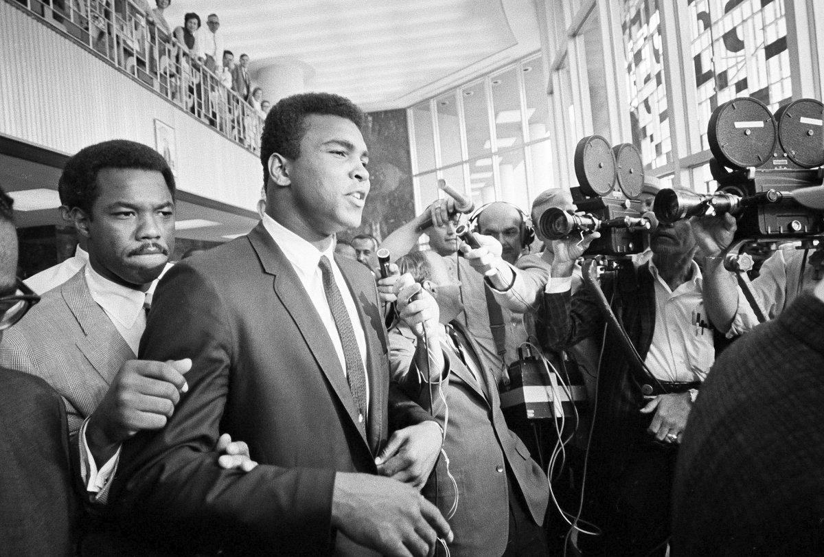 Muhammad ali s contributions in the struggle to end racism and war pambazuka news