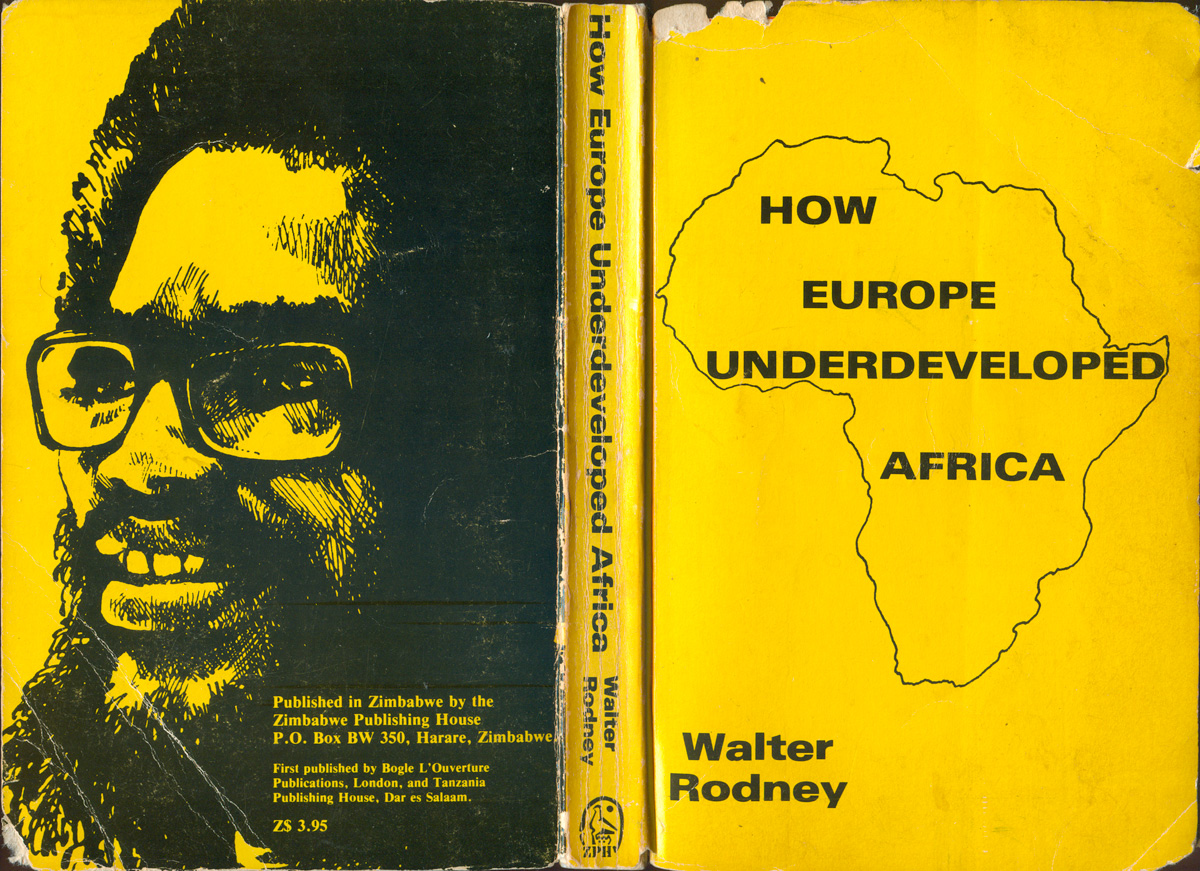 A Review of How Europe Underdeveloped Africa