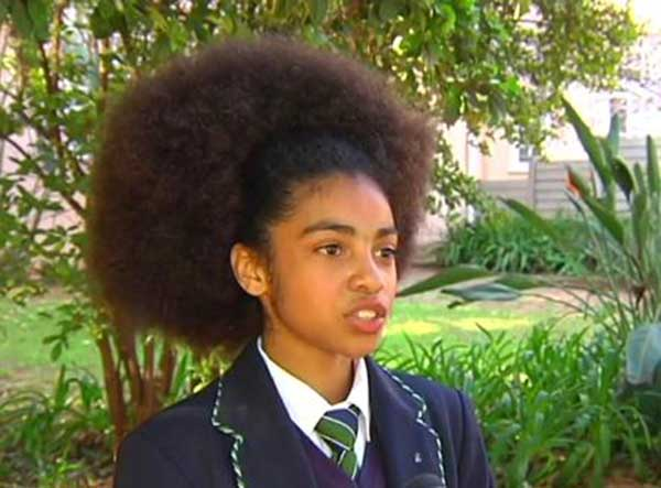 South African Schoolgirls Provide Leadership For The On