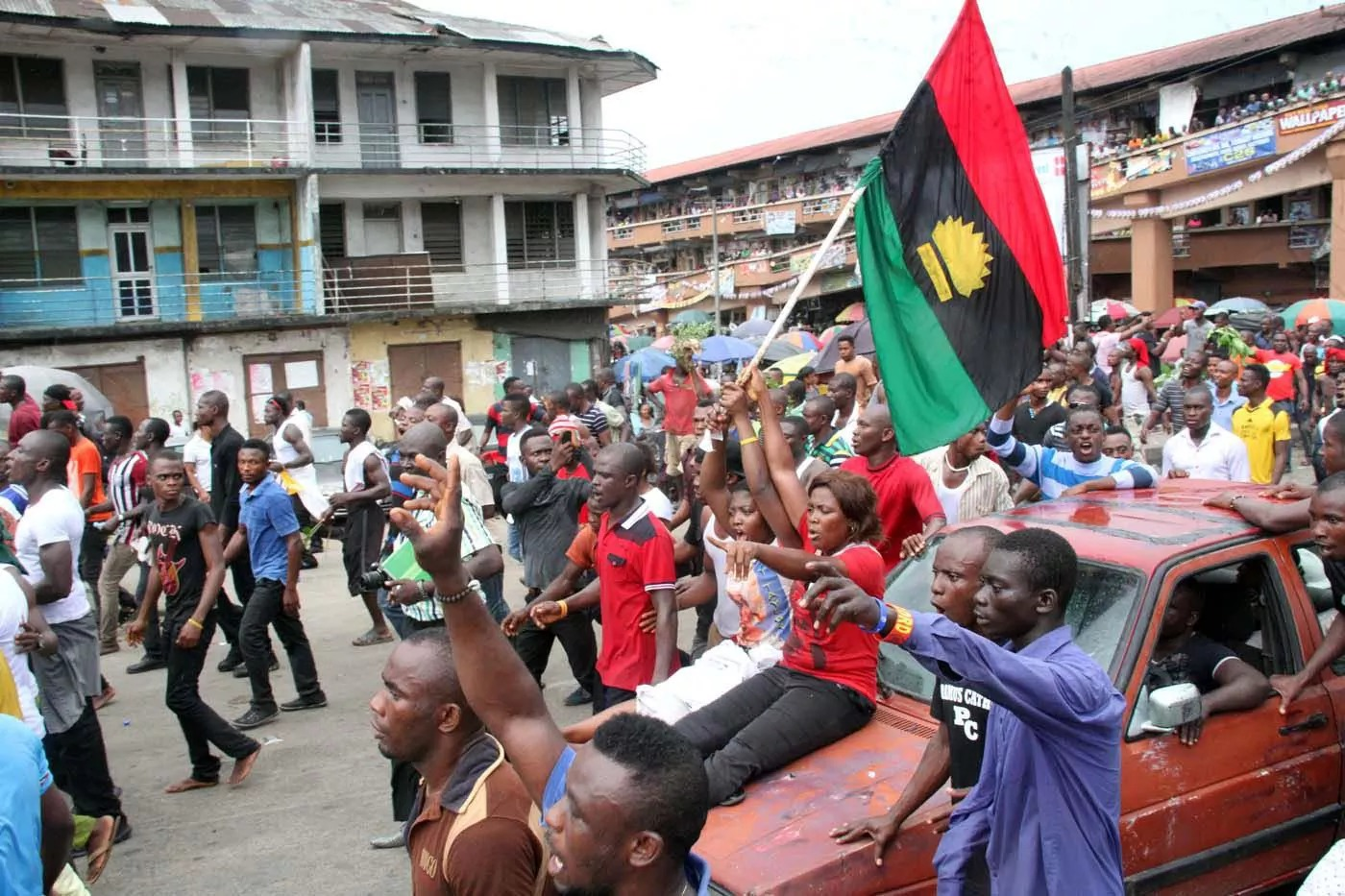 Biafra and scotland s plans on a second referendum for restoration of independence pambazuka news