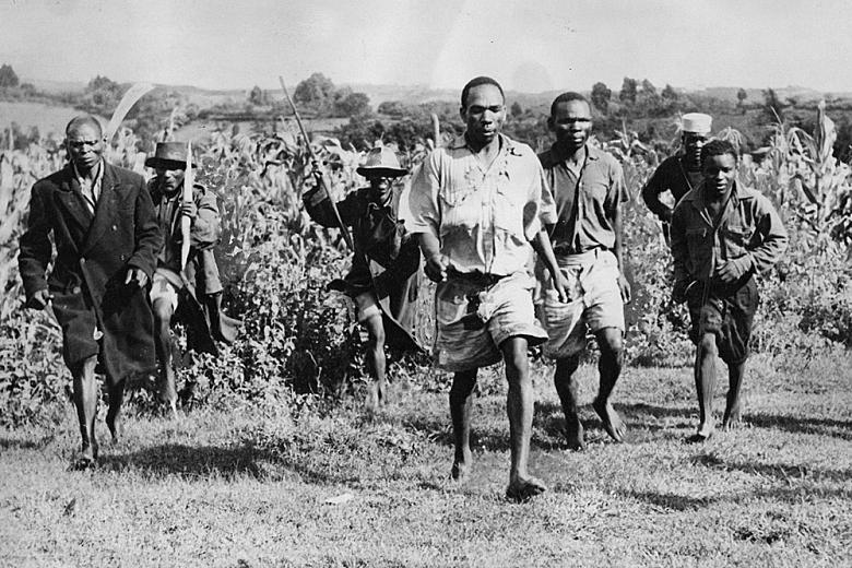 the revolution of the mau mau against the british colonization The british must not rewrite the history of the mau mau revolt our role as the colonial power in the 1950s uprising in kenya was shameful, but not deserving of compensation  brutality against .