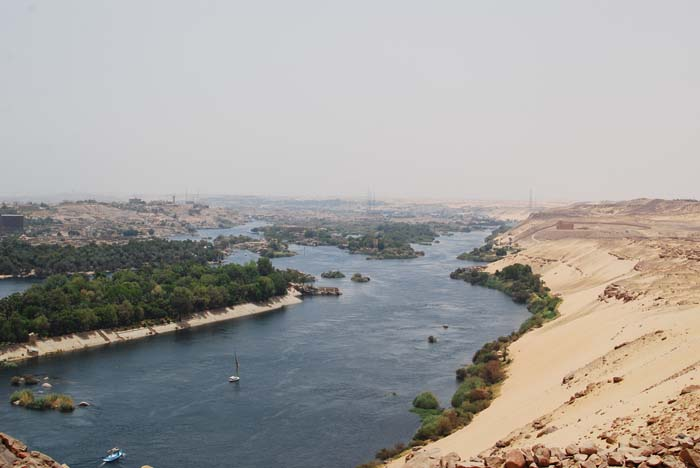 Egypt And Controlling The Nile From Mythologies To Real