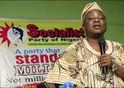 Segun Sango, Chairman Socialist Party of Nigeria