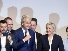 Some of Europe's populist far right leaders