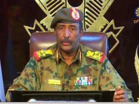Sudan's military ruler General Burhan