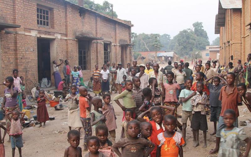 pygmy genocide