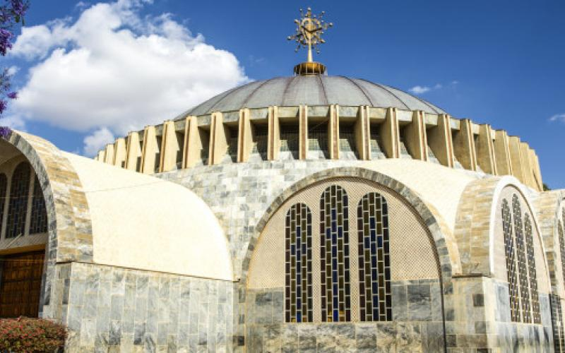 Saint Mary of Zion Church, Ethiopia.