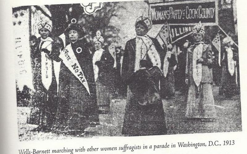 Women's Suffrage Demonstrations