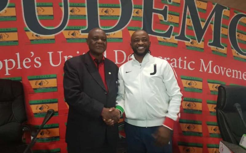 Mario Masuku and Mlungisi Makhanya