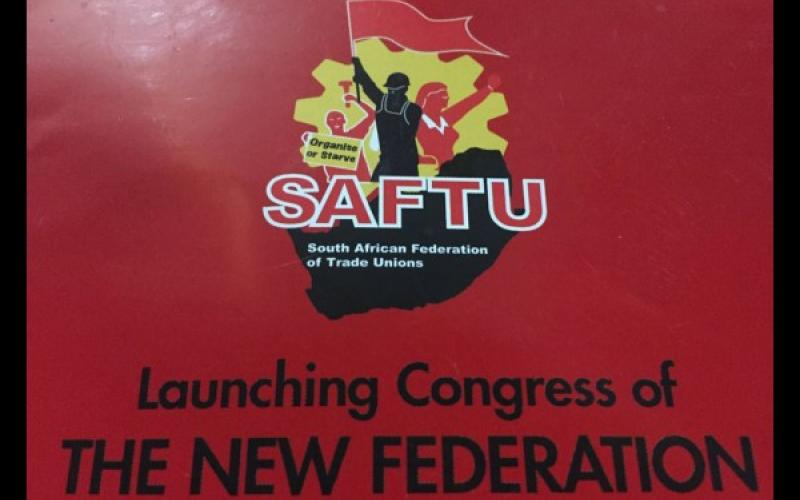 Saftu the tragedy and hopefully not the farce for Farcical tragedy