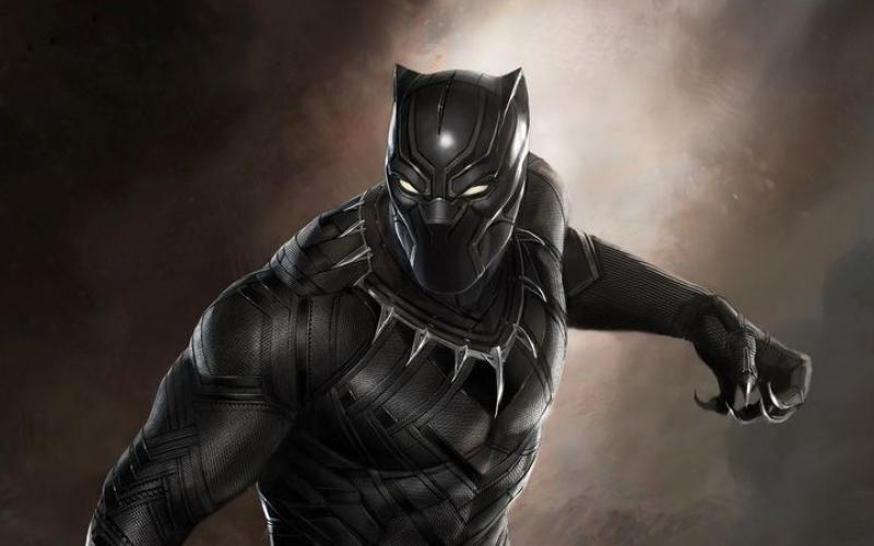 The black panther symbol of black power in the caucasian paradigm black panther movie malvernweather Images