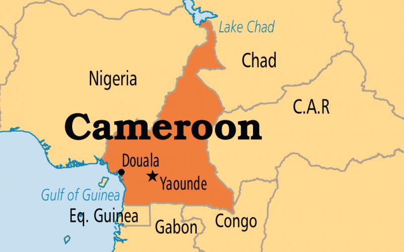 The Politics Of Language In Cameroon Pambazuka News - Cameroon language map