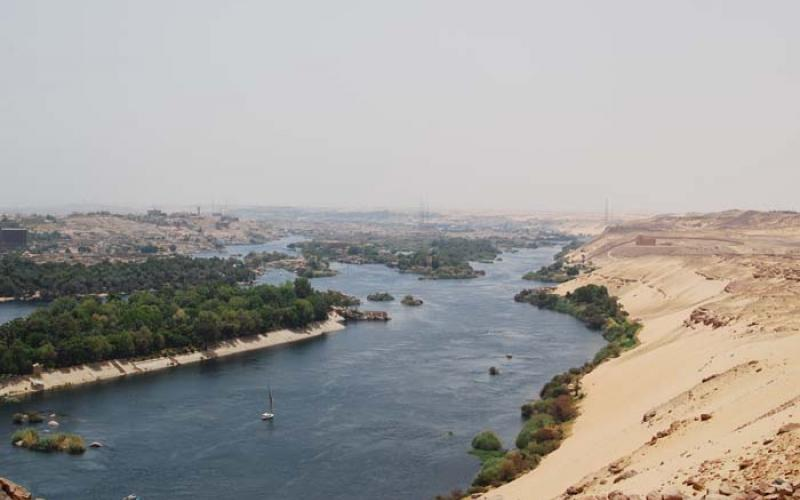 The Legend of the River Nile
