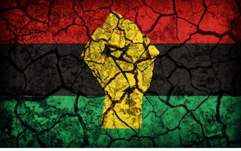 Pan African Resistance Solidarity Flag