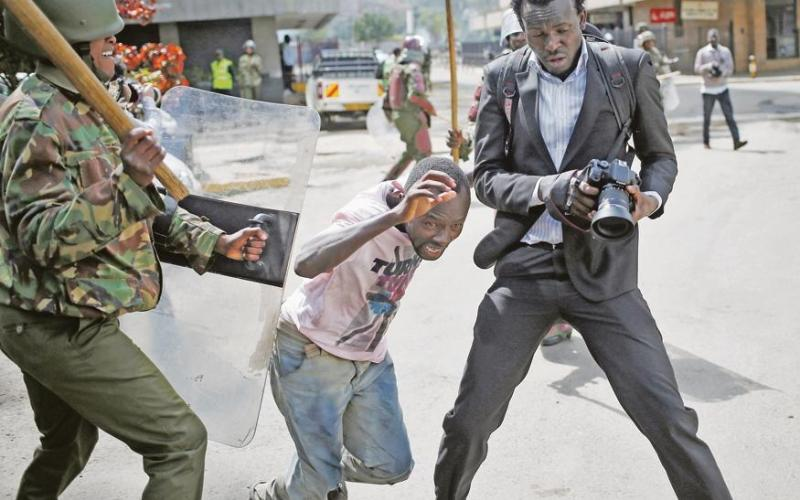 Tackling police violence and impunity in Kenya: Give the