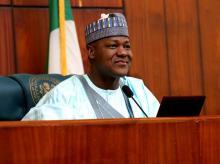 Nigeria Senate President, Bukola Saraki, who recently left the ruling All Progressives Congress