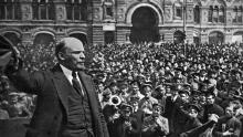 The Great October Revolution