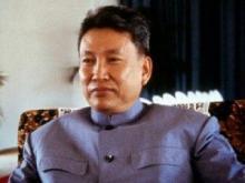 Former Cambodian leader Pol Pot