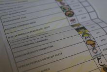 South Africa 2019 General Election